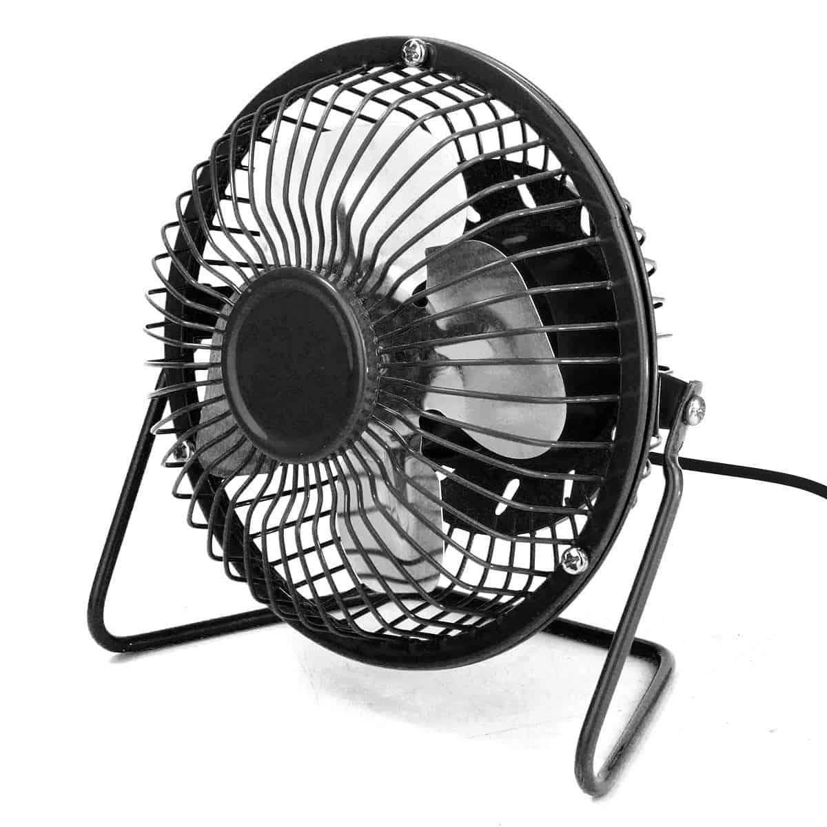 4 inch fan