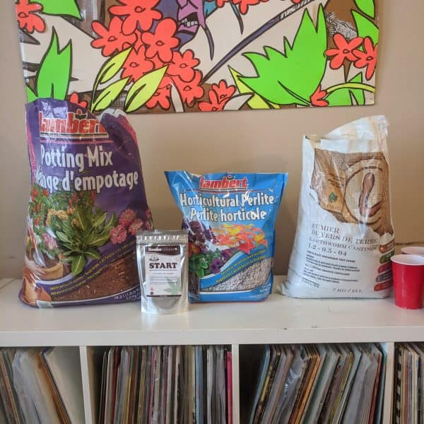 cannabis soil mix ingredients