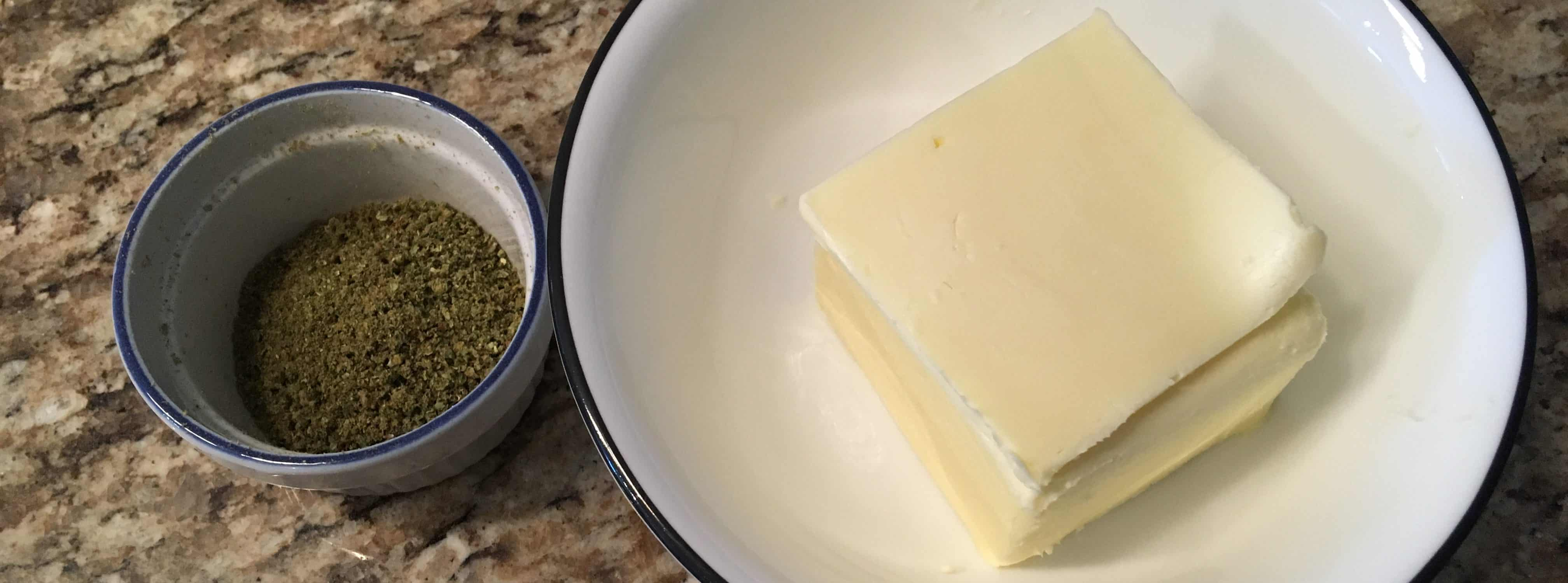 Cannabis and Butter