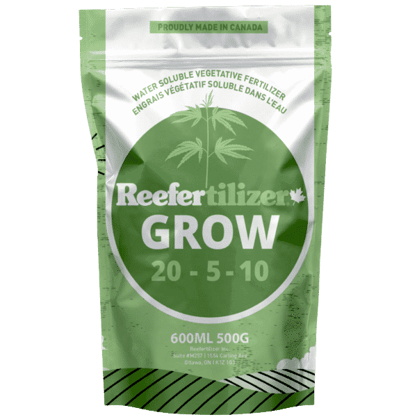 Reefertilizer Grow Vegetative Fertilizer