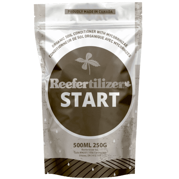 Reefertilizer Start Cannabis soil conditioner